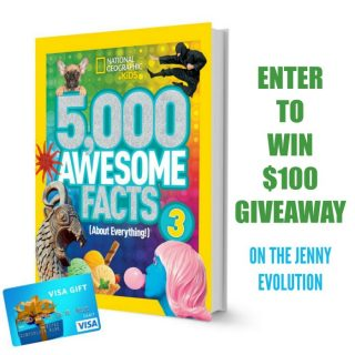 $100 National Geographic Kids Holiday Giveaway