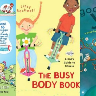 Children's Books Encouraging Exercise