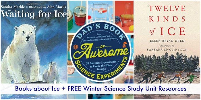 books about ice