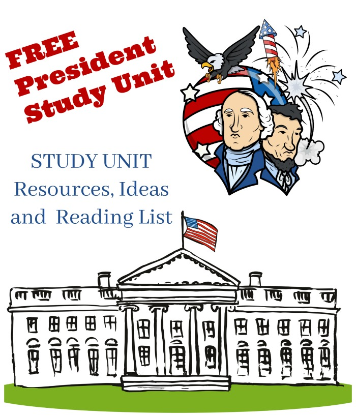 FREE President Study Unit Resources Plus Book Recommendations | The Jenny Evolution