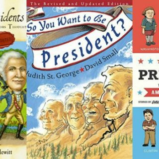 Childrens Books about Presidents (Study Unit)