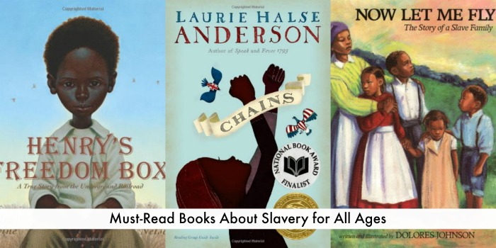 books on slavery