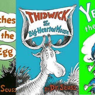 Our Favorite Dr Seuss Books List for Kids