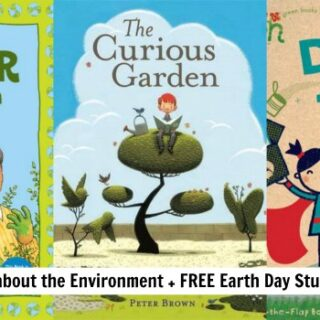Childrens Books about the Environment (Earth Day Unit Study)