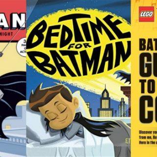 Exciting Batman Books for Kids (Superhero Study Unit)