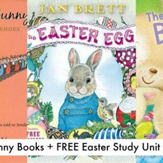 Delightful Childrens Easter Bunny Books
