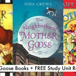 Marvelous Mother Goose Books for Children