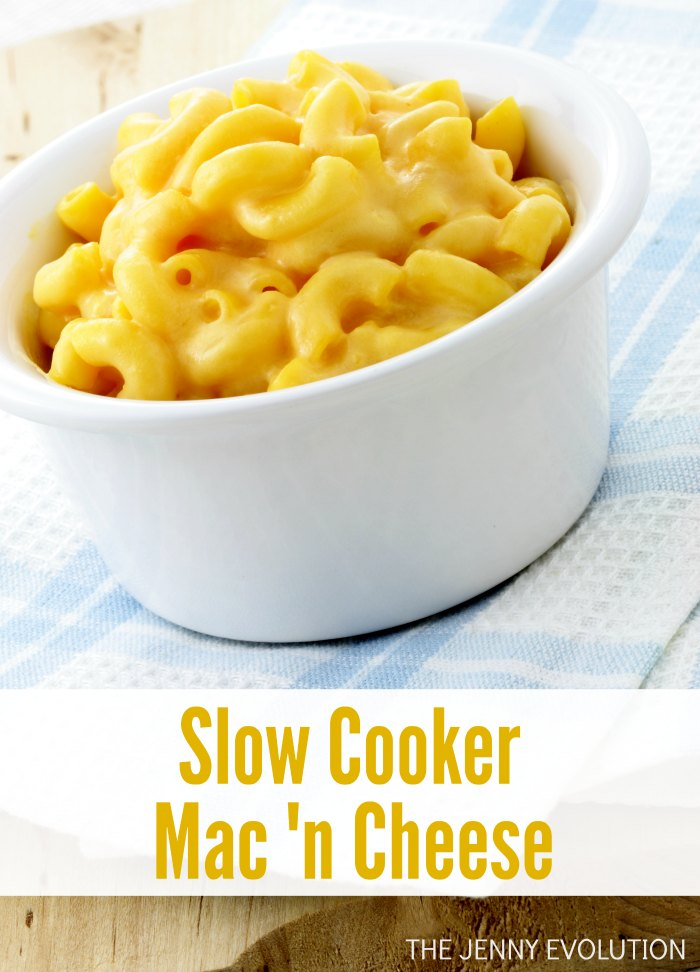 Easy Slow Cooker Macaroni and Cheese - you won't believe how simple ...