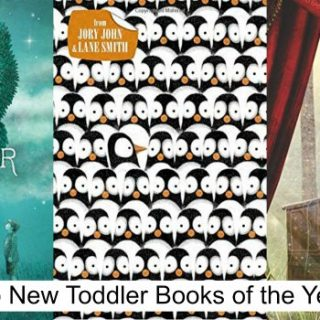 Top Toddler Books of the Year