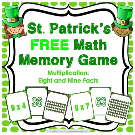 free st patricks day printables for classroom and homeschool