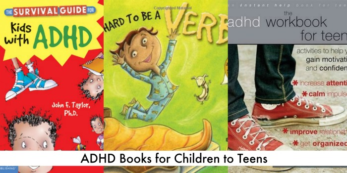 adhd books for kids