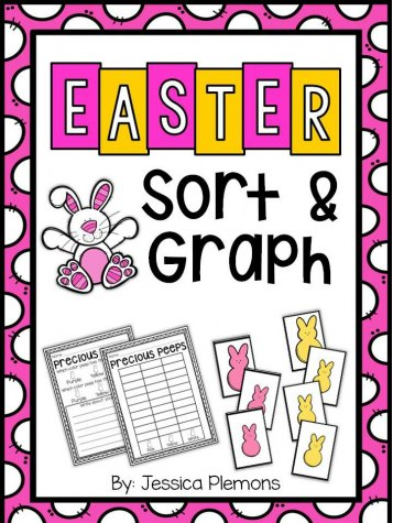 FREE Easter Sort and Graph