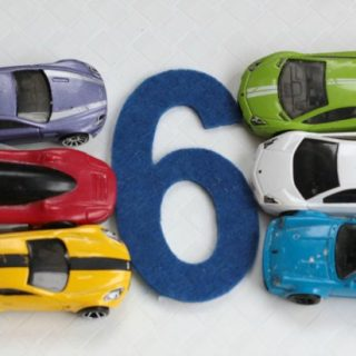 Learning to Count with Cars