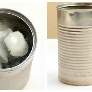 Frost Experiment! Make Frost in Your Kitchen
