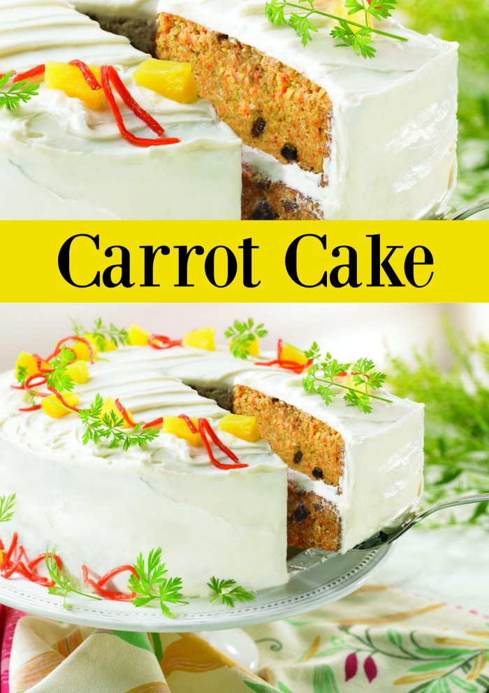 Nut Free Carrot Cake - You're going to adore this fabulous carrot cake recipe whether you have food allergies in your house or not!