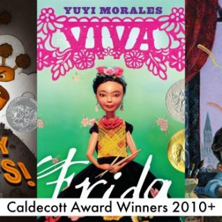 Caldecott Winners 2010 to Now