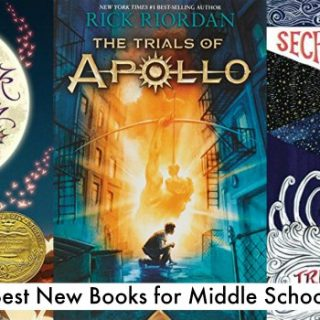 Best New Middle School Reading Books