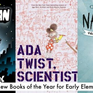 Best New Early Elementary Reading Books