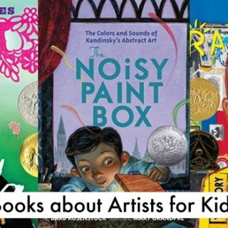 Books about Artists for Kids (Art Study Unit)