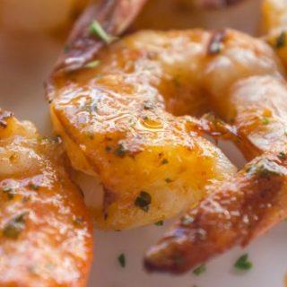 Grilled Lemon Garlic Shrimp Recipe