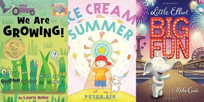 summer reading list for kindergarten