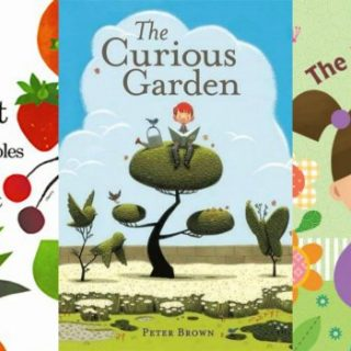 Picture Gardening Books for Kids (Study Unit)