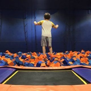 My Kids Flipped for Sky Zone (A Sky Zone Review)