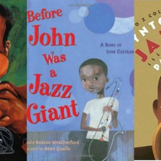 Wonderful Picture Books about Jazz for Kids