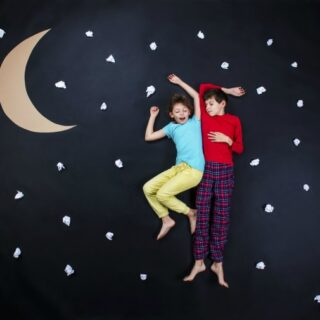 Help Your ADHD Child Sleep Through the Night