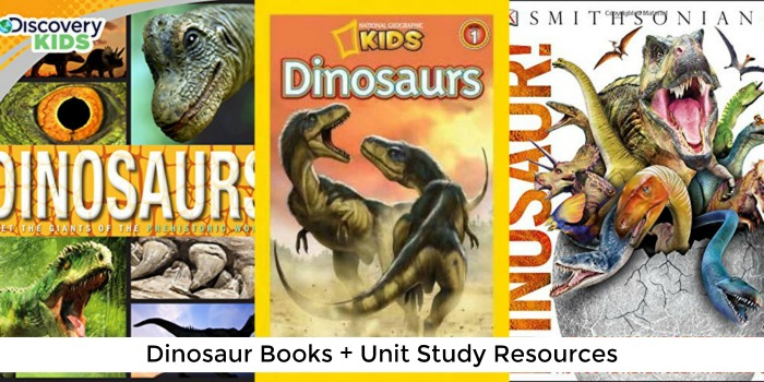 dinosaur books for children