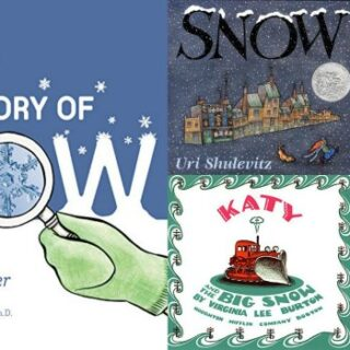 Snow Childrens Books (Winter Unit Study)