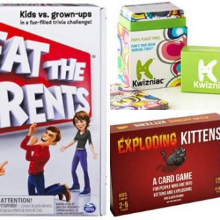 No More Boring Family Game Nights