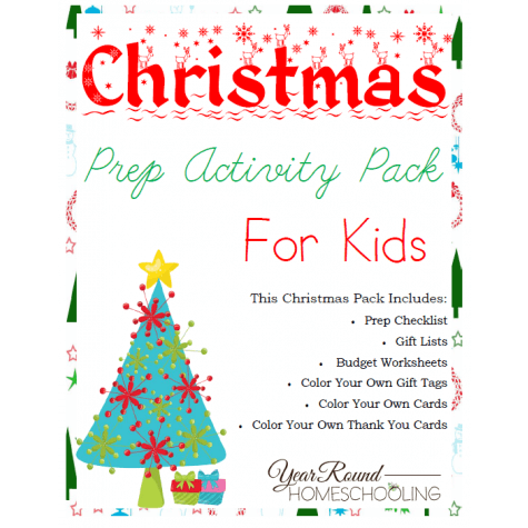 christmas no prep activity pack for kids