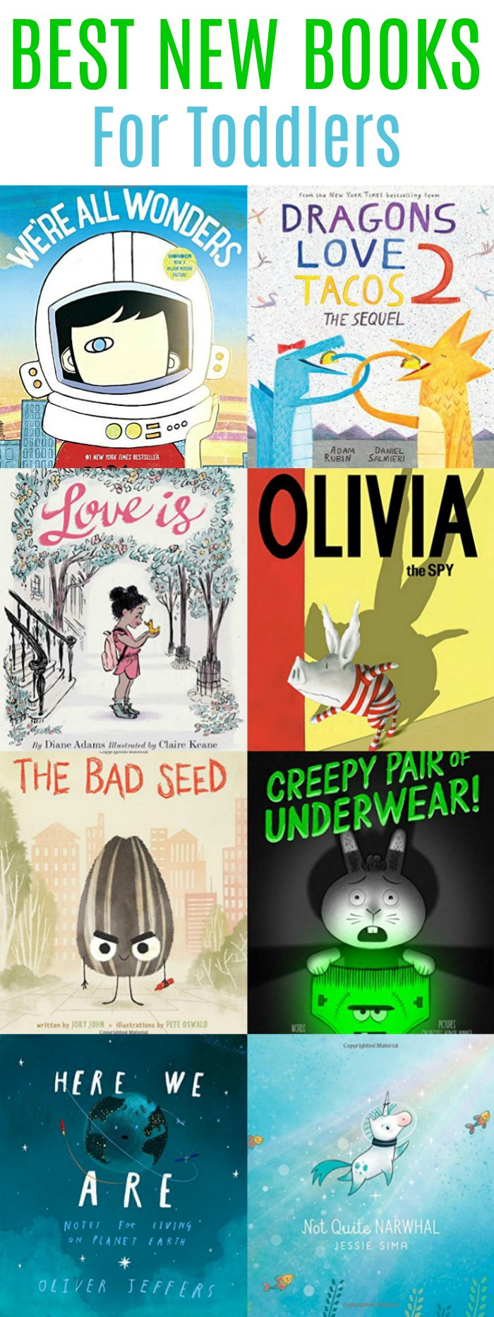 Best Toddler Books of the Year! Children's picture books of the year perfect for kids ages 3, 4 and 5!   Mommy Evolution