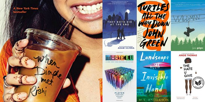 Best New Young Adult Books Of The Year  Mommy Evolution-4331
