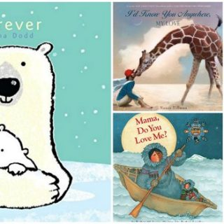 Heart-Warming Children's Books about Love