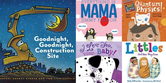 new baby books for toddlers
