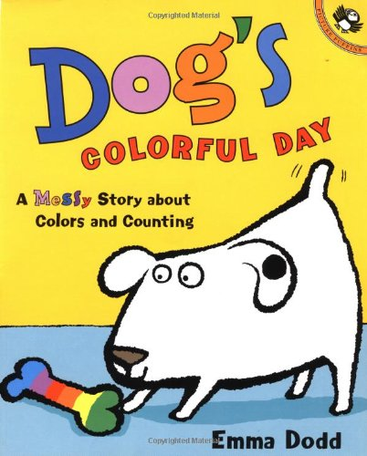Preschool Books About Colors | Mommy Evolution