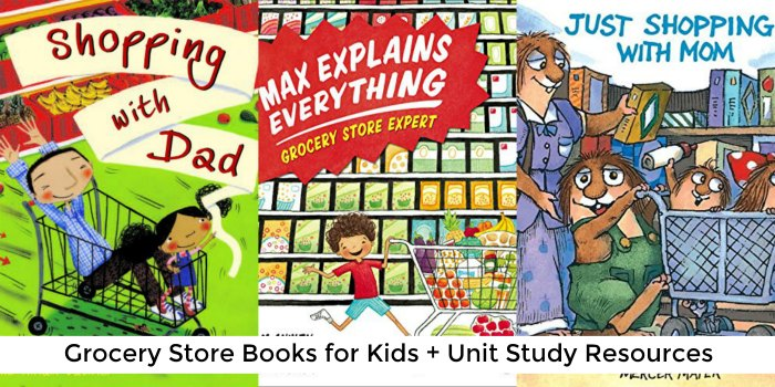 Grocery Store Books For Kids