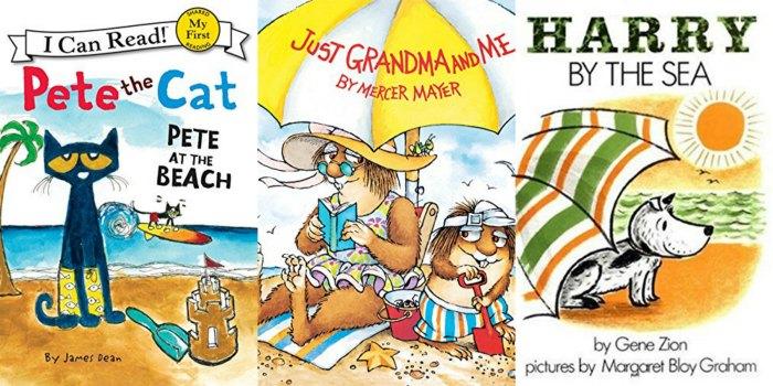 beach books for children