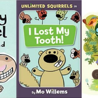 Squirrel Books for Children