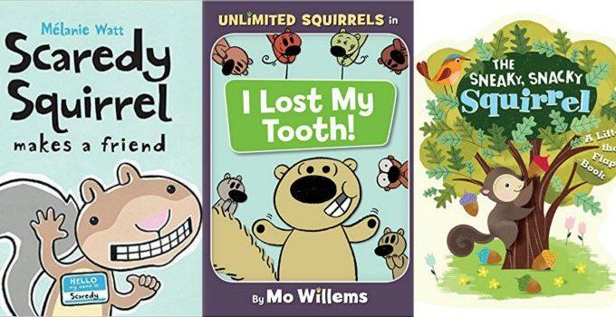 Children Books about Squirrels