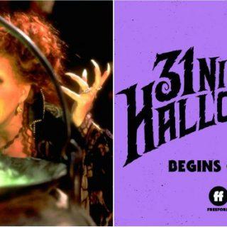 Freeform 31 Nights of Halloween Movies on TV