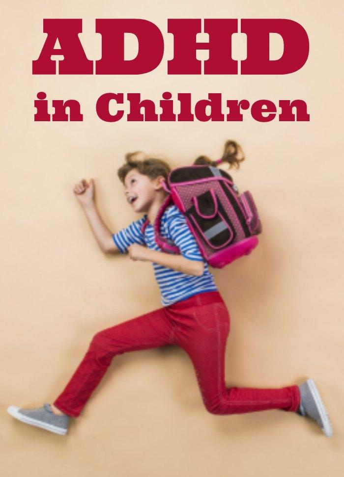 ADHD in Children Parenting Information | Mommy Evolution