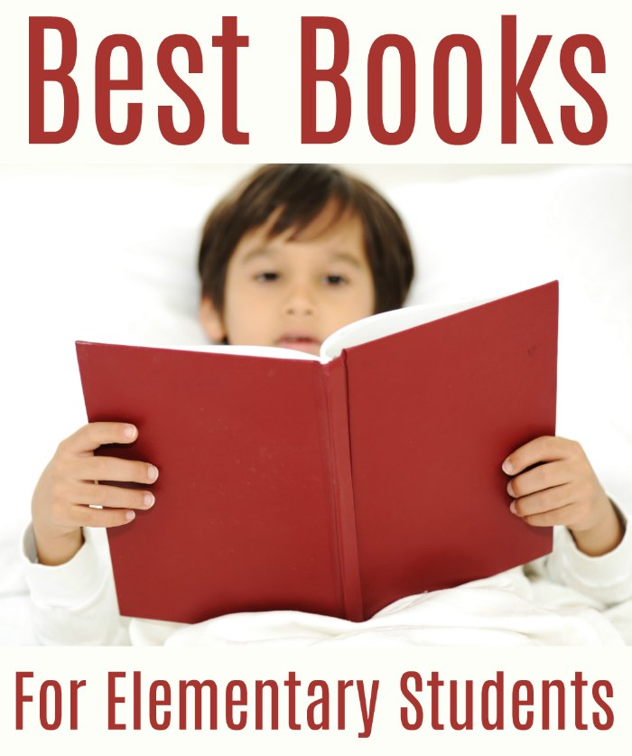 Best Chapter Books for Elementary Students | Mommy Evolution