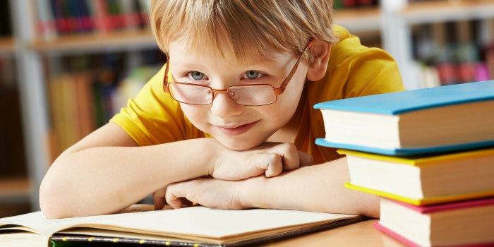 Offer lots of different books this summer to your child can choose what they want to read.