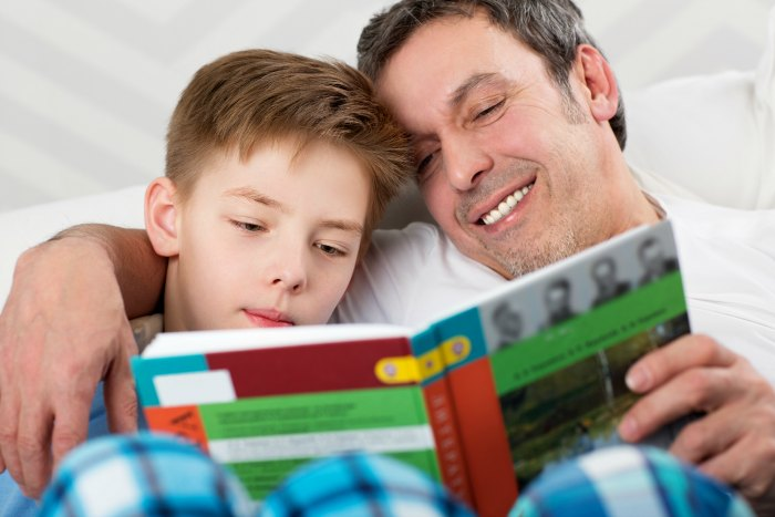 Reading books together this summer can get kids reading.