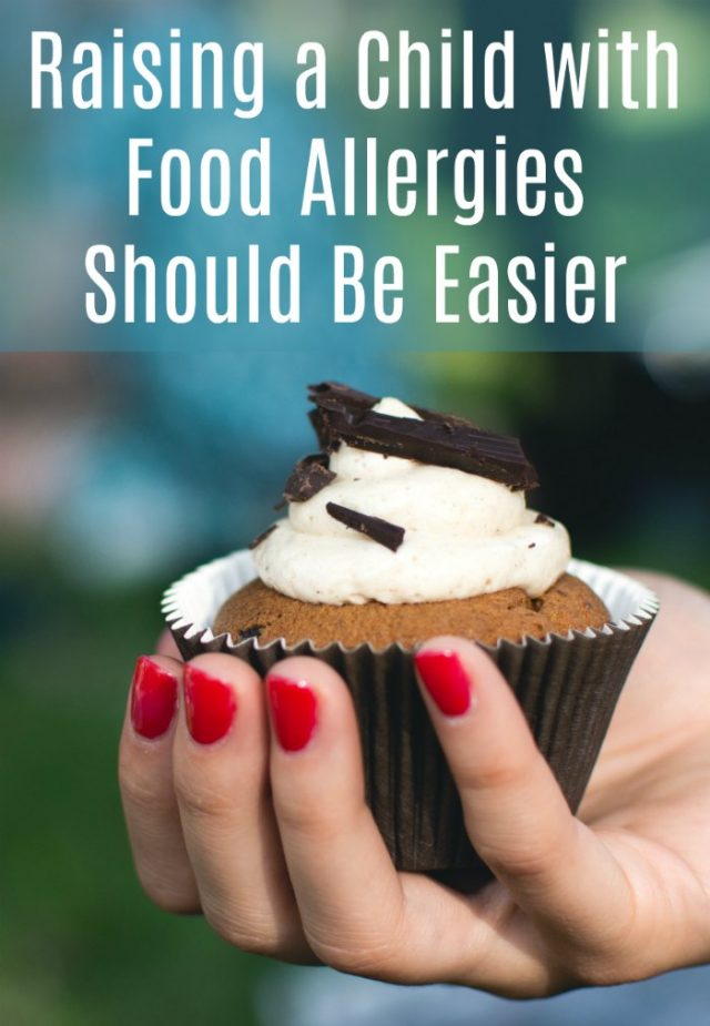 Raising a Child with Food Allergies Should Be Easier | Mommy Evolution