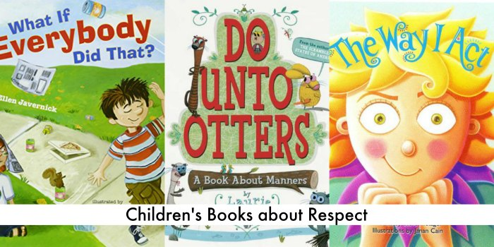 Childrens Books about Respect