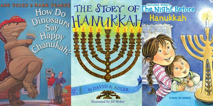 Hanukkah Books for Preschoolers (Board Books Edition)